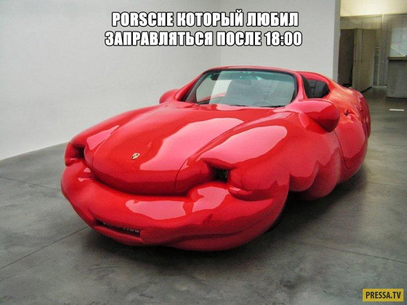 Автоприколы и юмор с Российских дорог