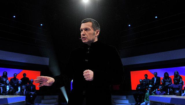 Соловьев выгнал гостя из студии за оскорбление погибшего летчика Филипова