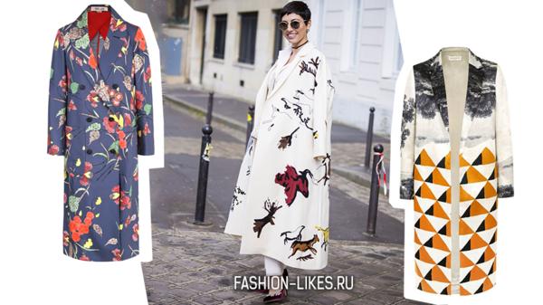 Как выбрать самое модное пальто на весну 2018