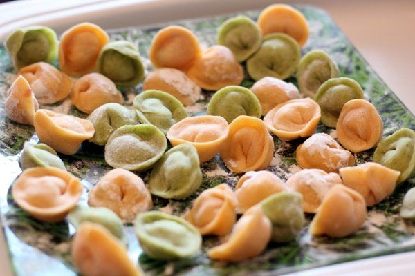 Рецепты по четвергам. Клёцки, ньокки, галушки, вареники. Рыбные пельмени (3)