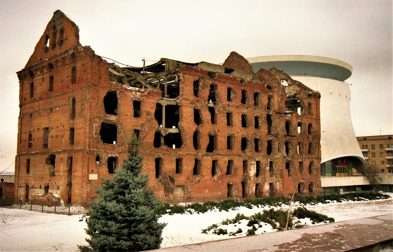 Сталинград - Волгоград, ч.1