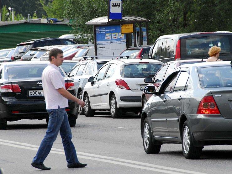 Штраф за непропуск пешехода увеличат в полтора раза