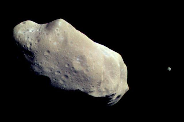 Ученые считают, что астероид Оумуамуа может быть зондом другой цивилизации