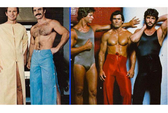 Горячие мужчины 70-х или 30 …