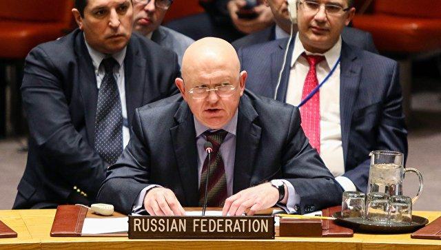 Еще раз назовете Россию «режимом»… Небензя пригрозил США на Совбезе ООН