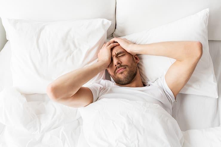 4 самые распространенные причины утренней головной боли