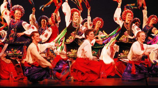 «Танец народа России» на украинском творческом фестивале разгневал патриотку