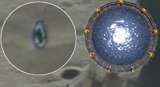 Портал в другое измерение нашли на Луне