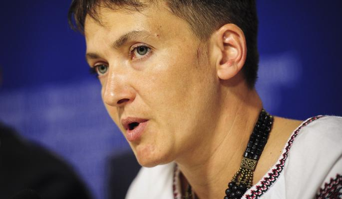Савченко раскритиковала Поро…