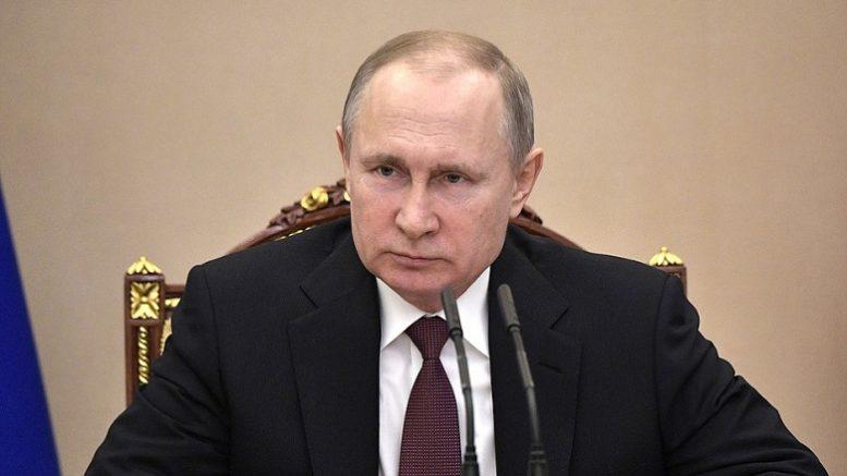 Путин подписал закон о новой мере пресечения — запрете на определенные действия