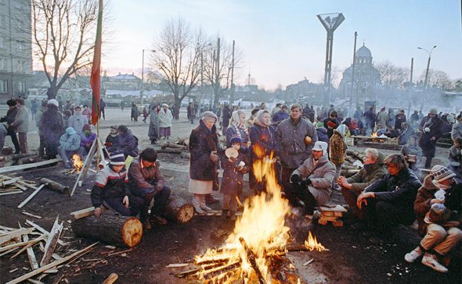 Роковое 13 января: Кто будет сидеть за Горбачева давно решено