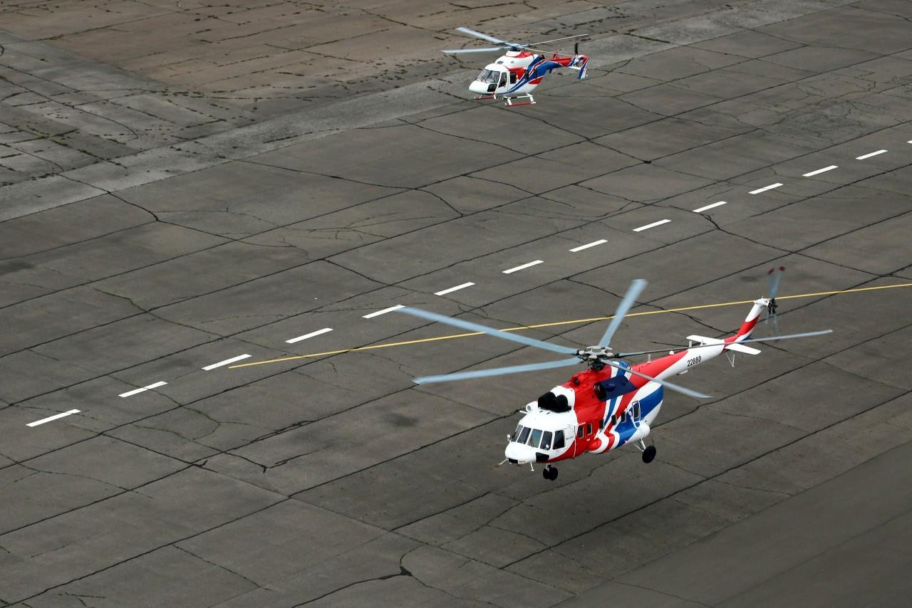 «Вертолеты России» продемонстрировали «Ансат» и Ми-171А2 в Таиланде