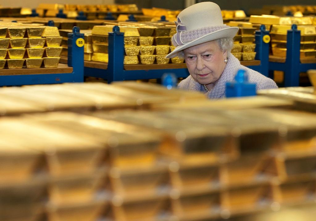 Картинки по запросу bank of england gold vault