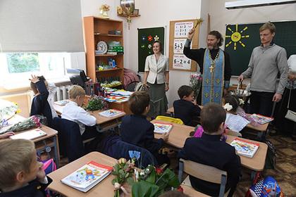 Российских школьников застав…