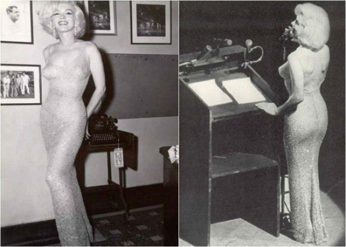 Мэрилин Монро  - мериканская киноактриса и певица, культовая персона, одна из самых красивых женщин всех времен и народов.