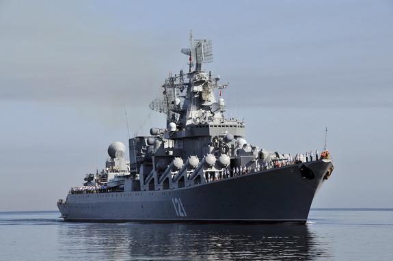 Военный эксперт: Флот России был готов уничтожить силы США в Средиземном море