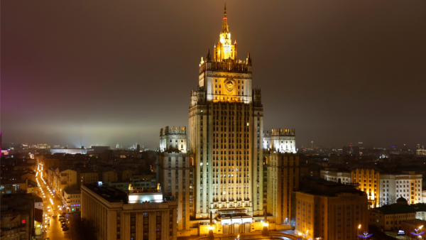 Внешнюю политику России пооб…