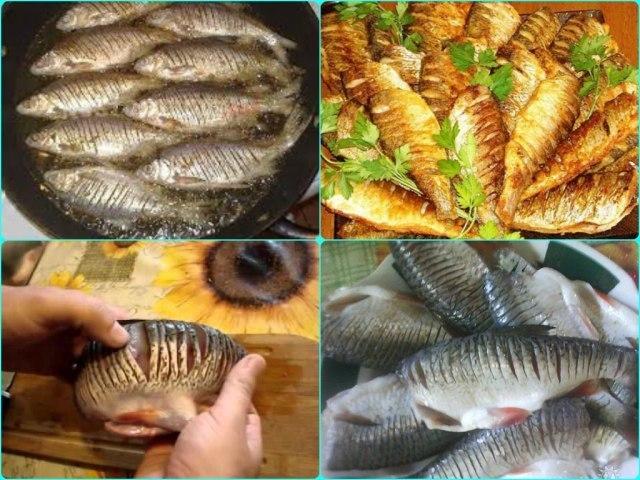 Как пожарить рыбу, чтобы в н…