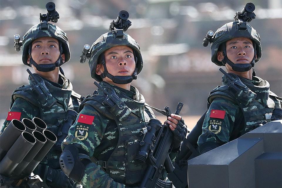 СМИ всех надули: США и Китай проводят совместные военные учения