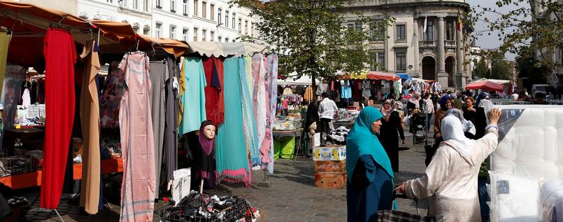 Через десять лет Бельгия может стать исламской страной. Занавес!!!