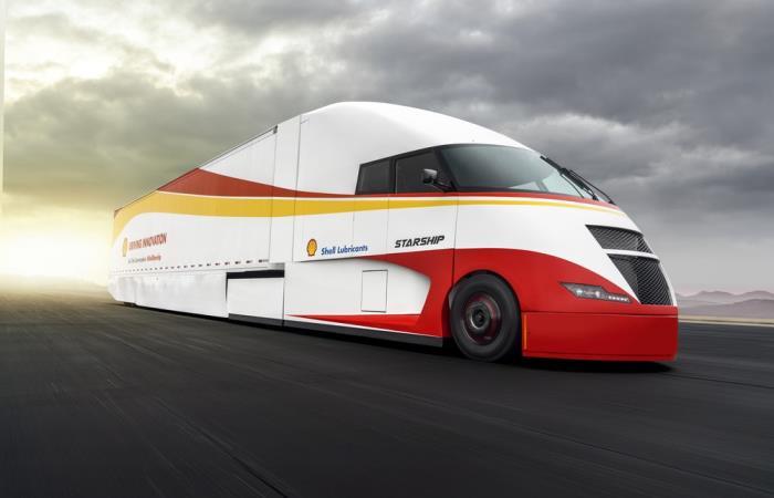 Не нефтью единой: компания Shell создает грузовик на солнечной энергии