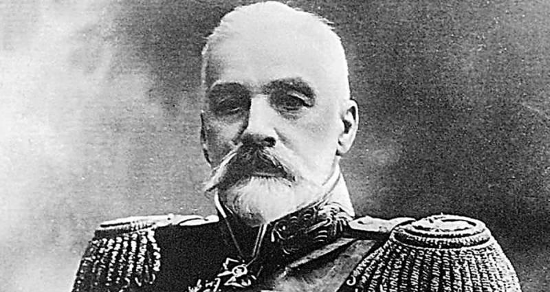 Последний министр Императорского флота