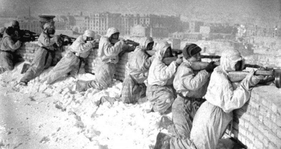 В подкопах Сталинграда. Фальсификаторы продолжают наносить урон Красной армии