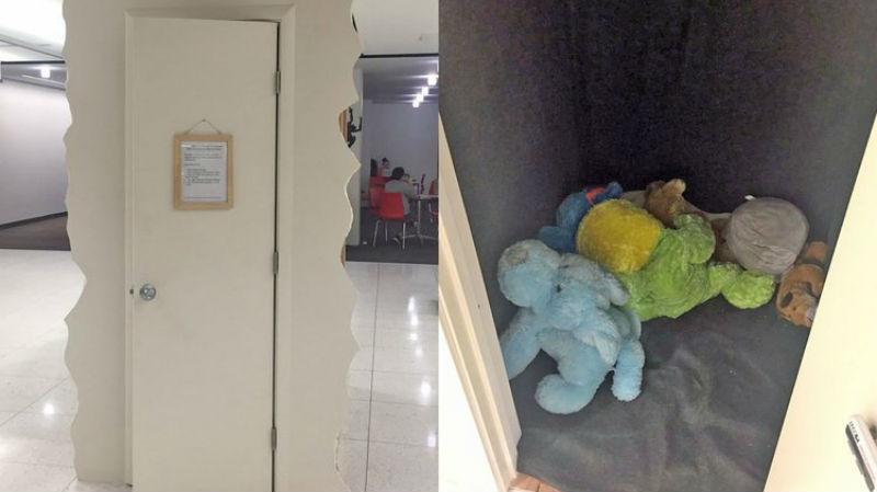 В Университете Юты появилась комната, где студенты могут поплакать