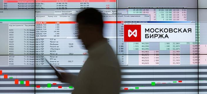 Фондовый рынок России растет как, до санкций США