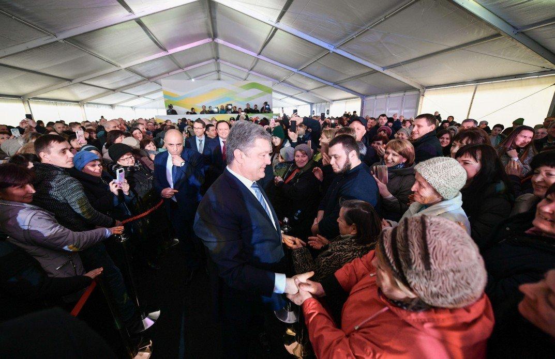 Инцидент в Запорожье: Порошенко идет на слишком большой риск
