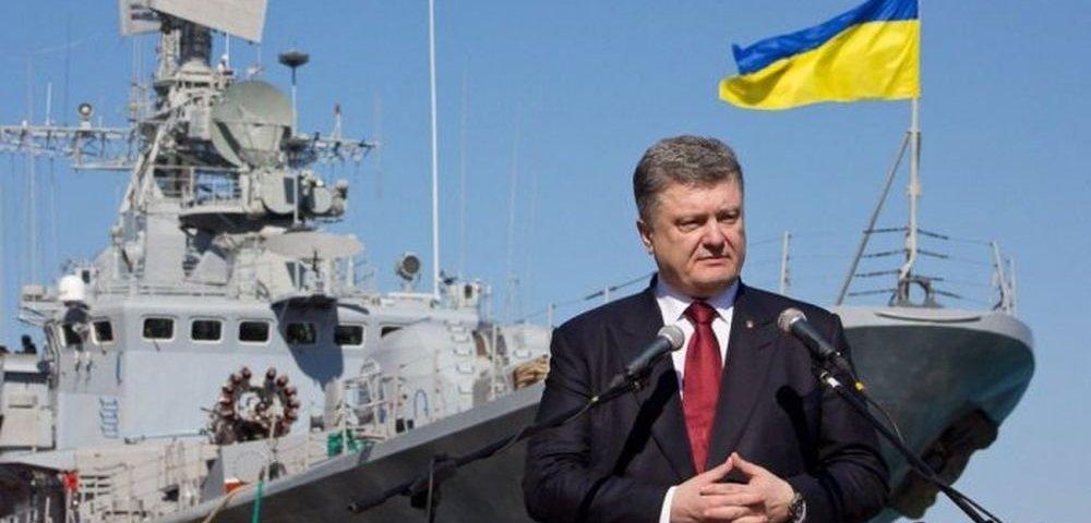 Ультиматум Порошенко: украинские моряки пригрозили вернуться в Крым