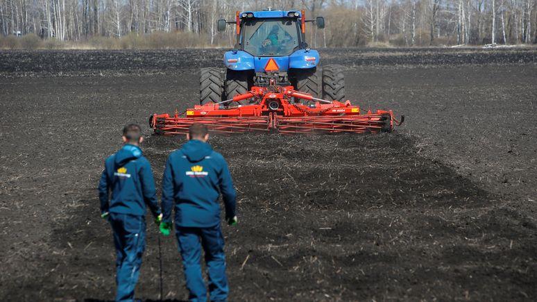 ИНОСМИ:  Россия покоряет мир новым оружием — сельскохозяйственным.