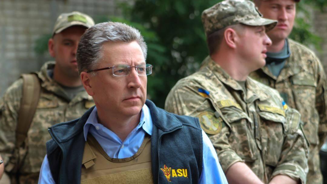 Уолкеру на Украине тесно