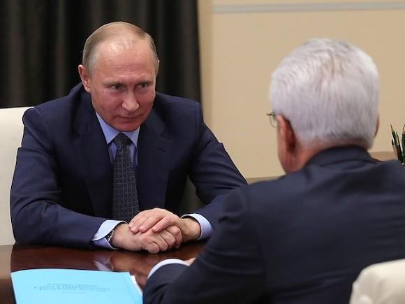 Зачем Кремль «обезглавил» Дагестан