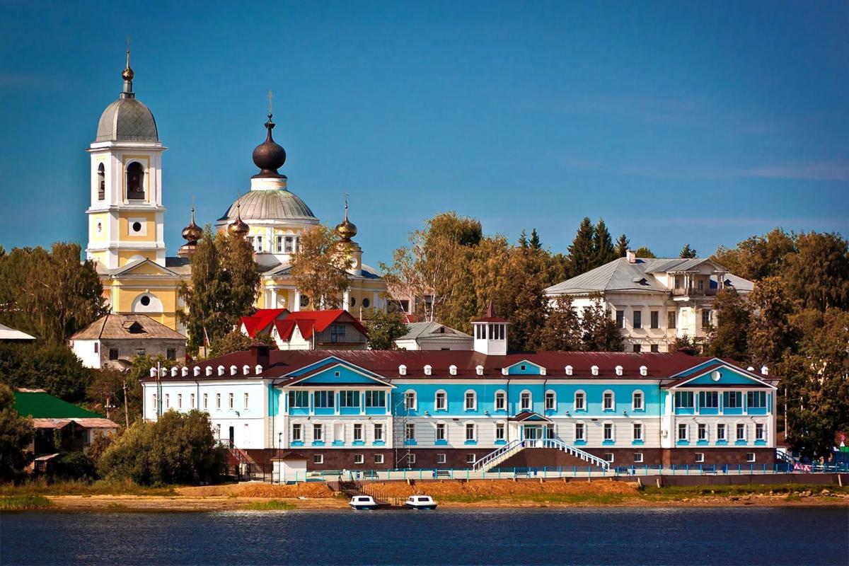 городок Мышкин