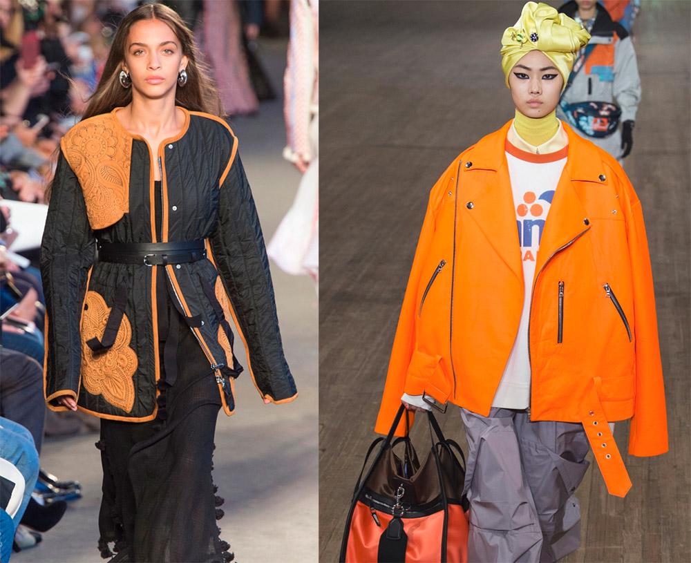 Модные тенденции сезона —  весенние женские куртки 2018