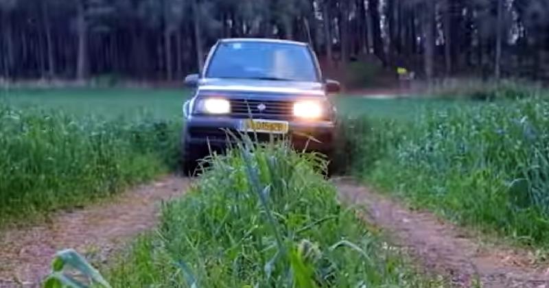 У этого видео около 6 миллионов просмотров! Вот, это я понимаю реклама машины!