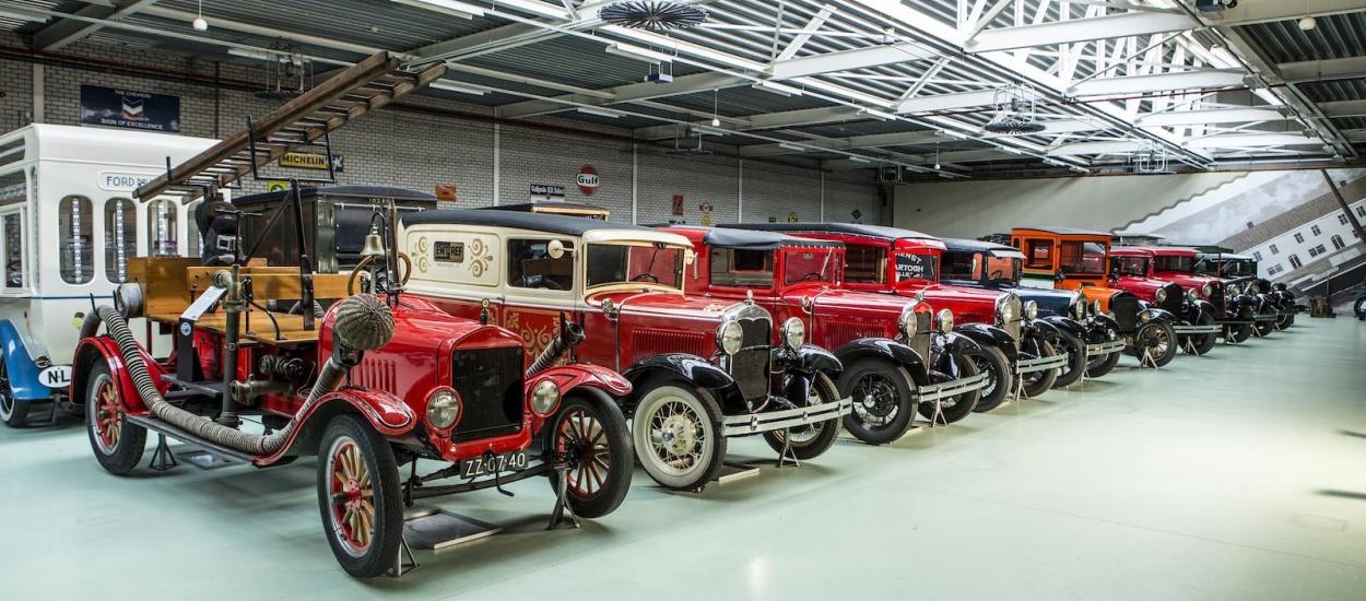 Самая большая коллекция автомобилей Ford выставлена на продажу