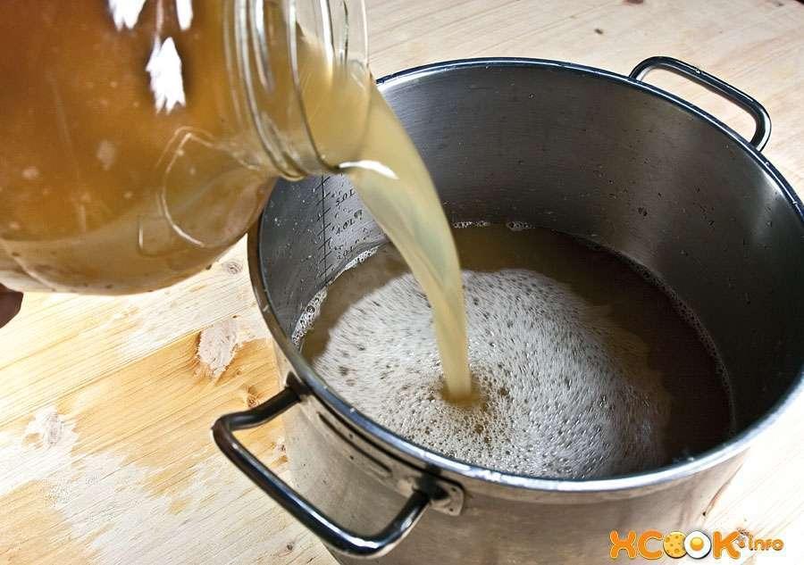 оборудование для изготовления сидра в домашних условиях