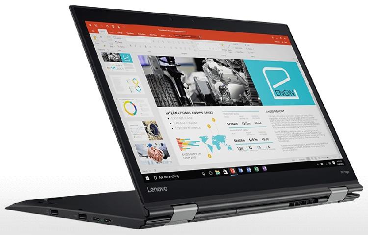 ThinkPad X1 Yoga второго поколения