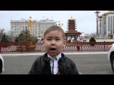 Будущий Народный артист Джеваков Саша: видео дня
