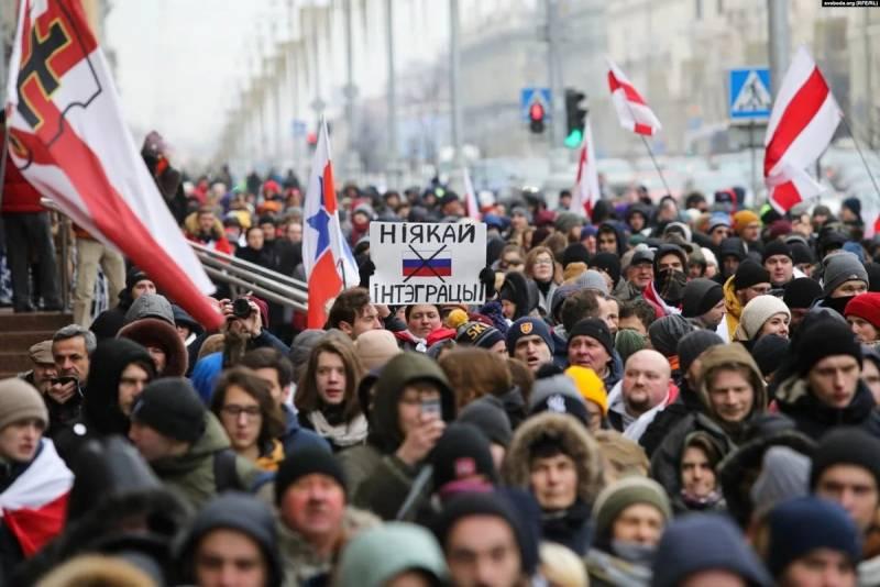 Беларусь. Выборы 2020. Оппозиция идет в бой