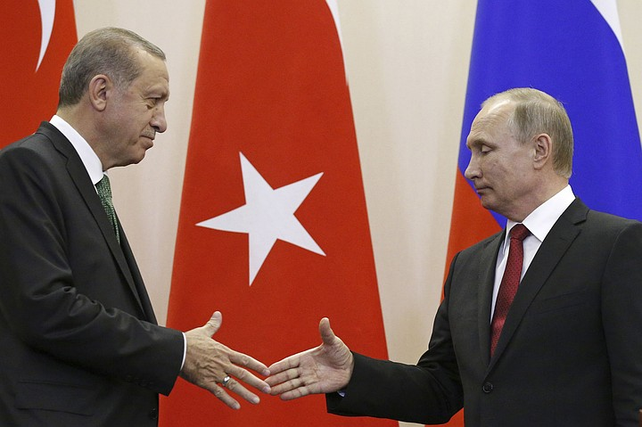В Анкаре заявили, что ведут переговоры с Дамаском через Москву