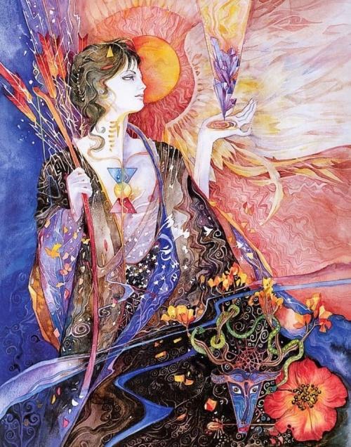 художник Хелен Нельсон-Рид (Helen Nelson-Reed) картины – 11