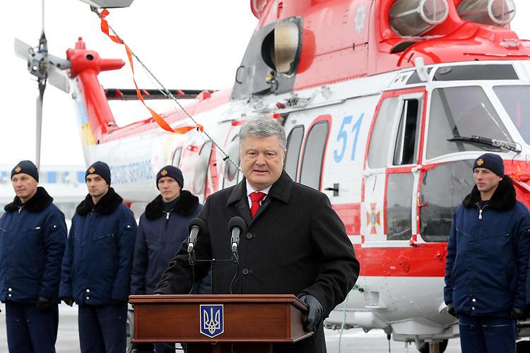 МВД Украины получило два первых вертолета Airbus Helicopters Н225 Super Puma