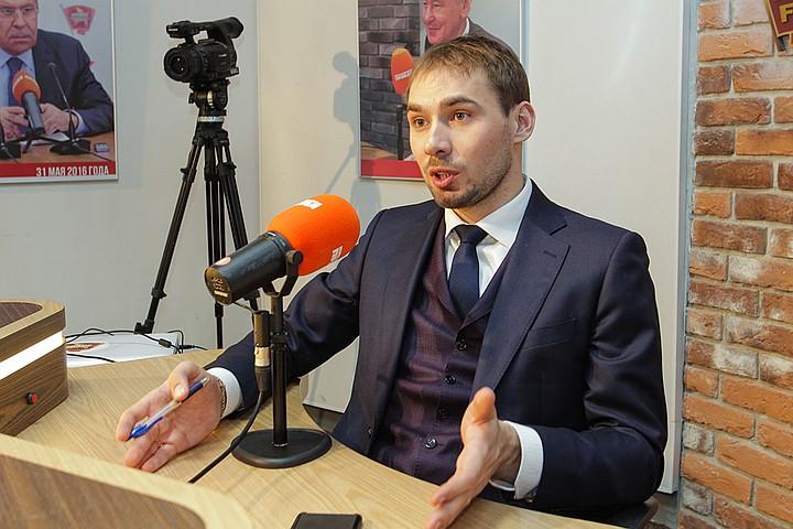 Антон Шипулин: Евгений Устюгов убедил меня, что те пробы были отрицательными