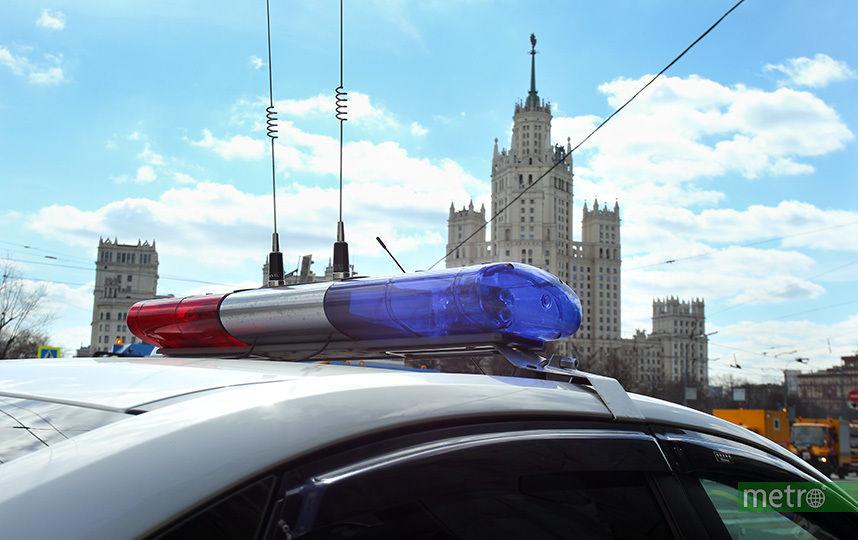 В центре Москвы мужчина на Gelandewagen расстрелял из травматики своих похитителей