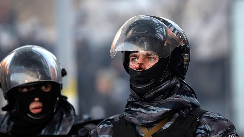 Бойцы «Беркута» отомстят Майдану