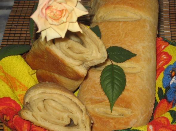 Как сделать вкусный слоеный хлеб