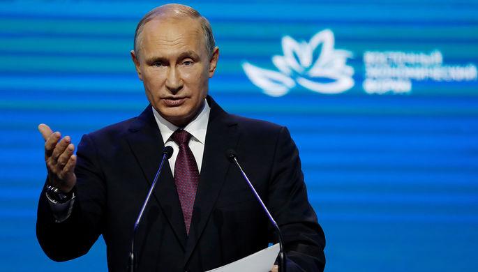 Что творим: Путин назвал главного творца отечественной истории